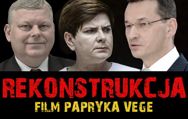 Papryk Vege i rekonstrukcja rządu, czyli kanclerz Marek Suski