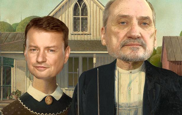 rekonstrukcja rządu Macierewicz Błaszczak