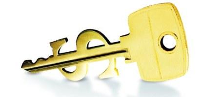 money-key