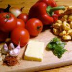 De voorbereiding voor een pastamaaltijd, copyright foto: Barnaby Norwood