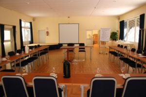 Conference room, copyright foto: Justine FG