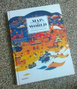 """Boek """"A Map of the World"""" door Antonis Antoniou en Robert Klanten"""