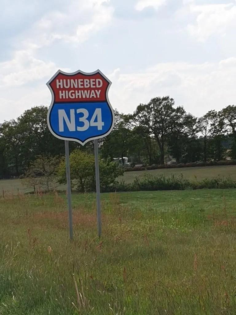 N34 Hunebed Highway