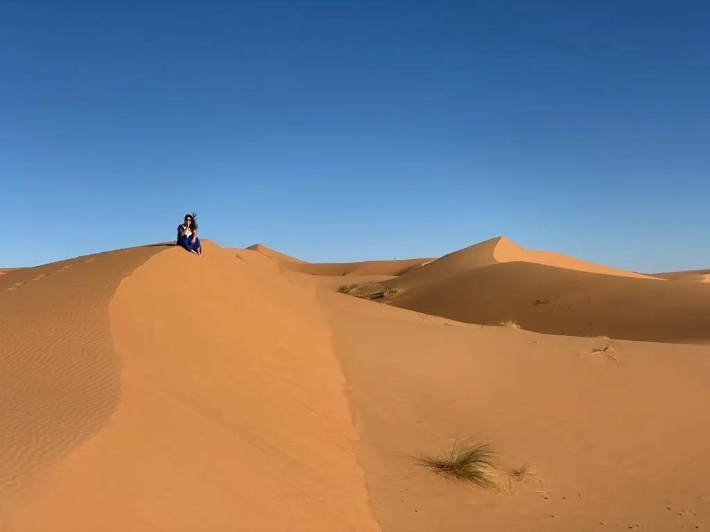 Sahara: Marokko