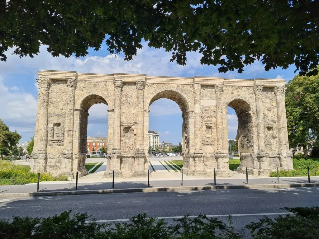 Tips Reims: Porte de Mars