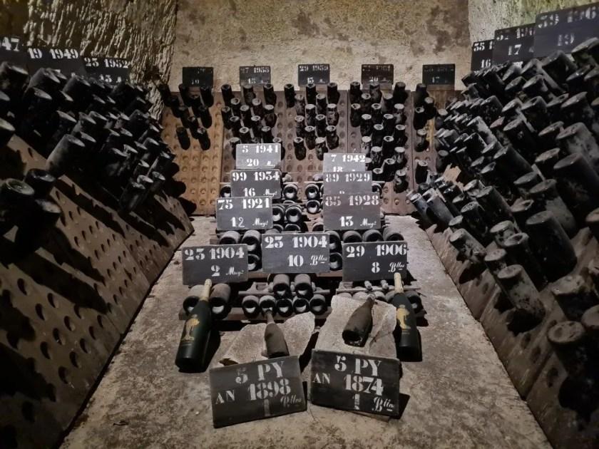 Champagnehuis Reims: Vranken Pommery
