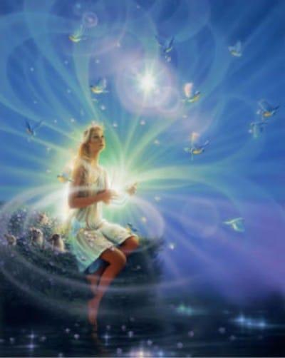 Nieuwetijdskind.com drievoudige getallen engelen Meestergetallen, drievoudige en dubbele getallen van de Engelen Doreen Virtue