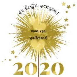 Beste wensen 2020