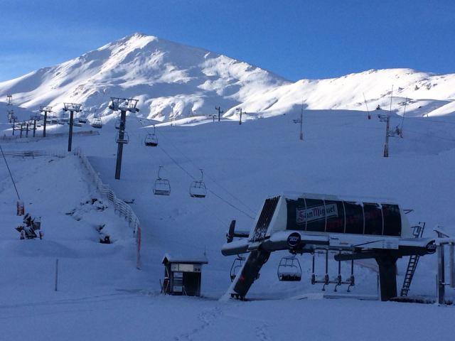 Boí Taull, nevada 23 de noviembre