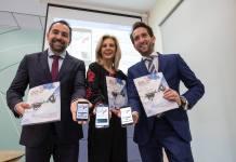 La revista y la App de los Mundiales ha sido presentada hoy por el secretario general de Deportes de la Junta de Andalucía, Antonio Fernández.