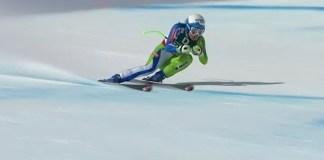 Ilka Stuhec ha confirmado en el Mundial su supremacía en el descenso y se ha hecho con la medalla de oro FOTO: Eurosport