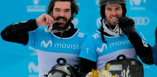 La calidad deportiva de Lucas Eguíbar y Regino Hernández es envidiable