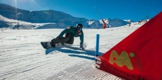 Lucas Eguíbar surfeará con ocho afortunados