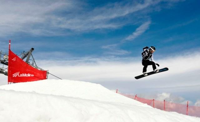 Lucas Eguíbar sabrá este lunes si puede competir en los Mundiales de Sierra Nevada