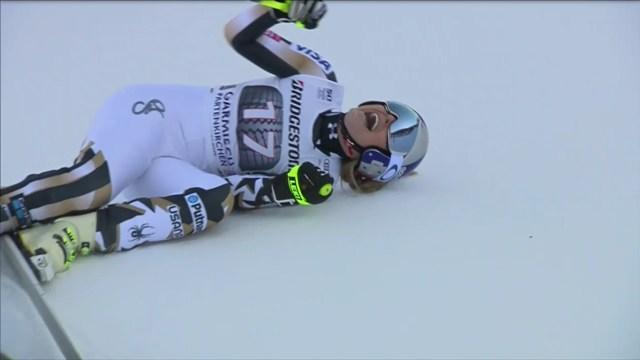 Su indudable talento como esquiadora ha sido su particular trampolín hacia la fama FOTO: Eurosport