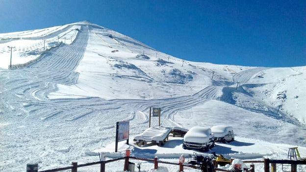 El Colorado/ Andes chilenos