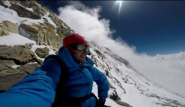 Kilian Jornet sigue aclimatándose de manera satisfactoria y pronto podría coronar el Everest sin oxígeno