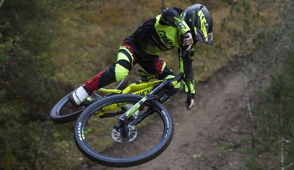 El Bike Park Vallnord-Pal Arinsal se llena de bicicletas de montaña