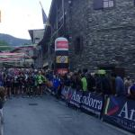 Andorra ultra Trail ha arrancado esta mañana con la prueba Euforia