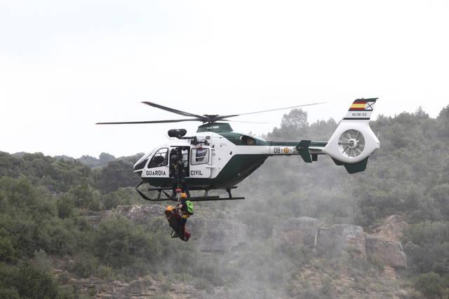 Otro fin de semana marcado por los rescates de montaña