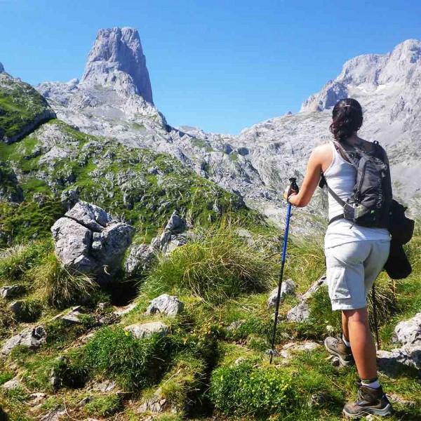 Caminar por la montaña mejora la condición física