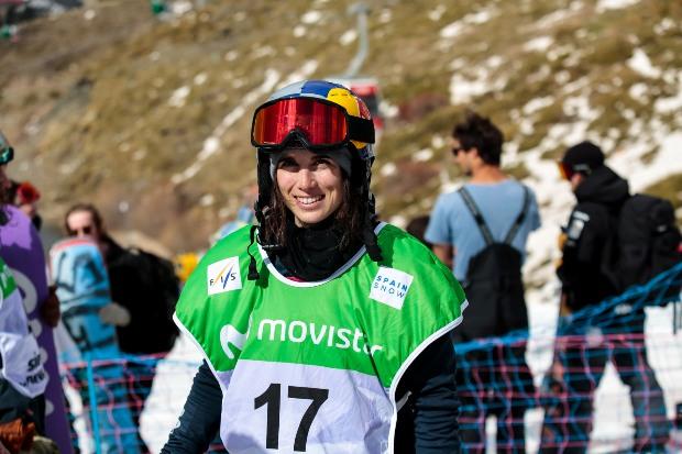 Queralt Castellet tiene como principal objetivo los JJOO de PyeongChang