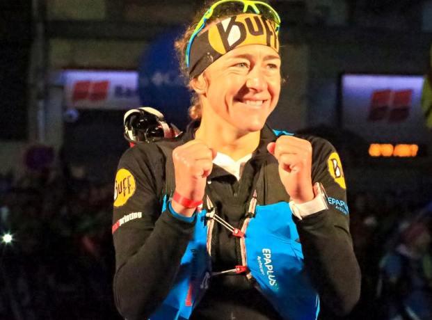 La corredora de montaña Núria Picas, a la tercera va la vencida