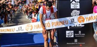 Kilian Jornet triunfa en la Marató Pirineu