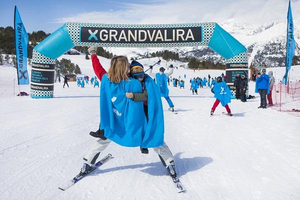 La vocación competitiva de Grandvalira seguirá creciendo en las próximas temporadas