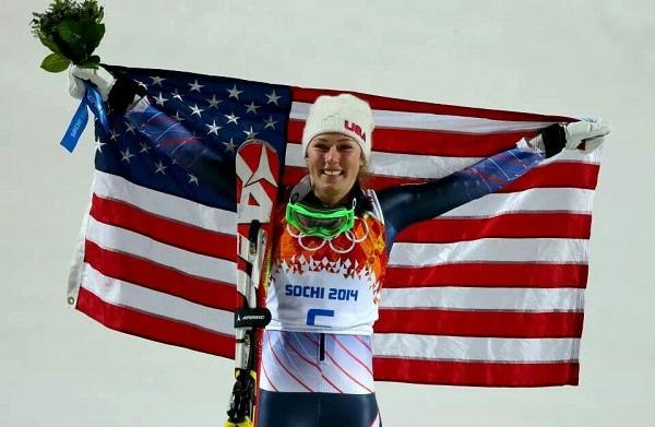 Es la vigente campeona olímpica de slalom, la más joven de la historia. Pero Mikaela quiere más