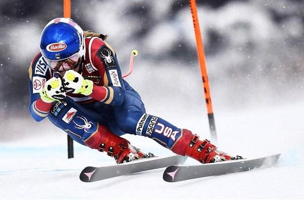 Mikaela Shiffrin sólo correrá pruebas de velocidad cuando esté persuadida de hacer un buen resultado