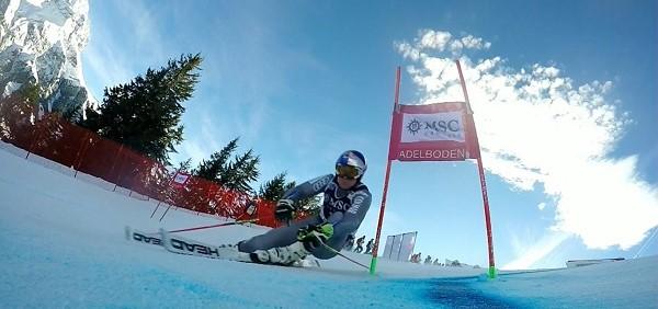 Pinturault ha sido el más rápido en una complicada segunda manga y ha subido al tercer cajón del podio