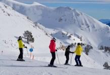 Los debutantes en el esquí tienen este fin de semana en Baqueira una oferta muy tentadora