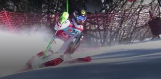Marcel Hirscher ha logrado su 53ª victoria de la Copa del Mundo en el slalom de Wengen, donde nunca había ganado