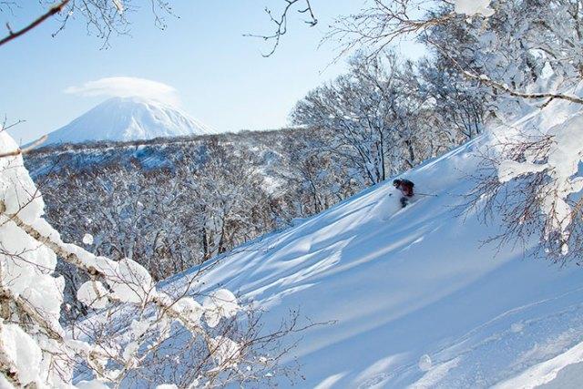 Profesor de la EEE y director de su propia agencia, Viajes Campulié, Pep ha esquiado en todos los continentes
