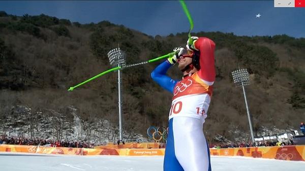 Blaise Gienzendanner ha sido la gran sorpresa y ha acabado cuarto a dos décimas del podio