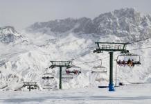 Los gruesos y la calidad de la nieve hará las delicias a los aficionados