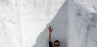 El área de Sorteny (Andorra) suma un grueso de tres metros de nieve