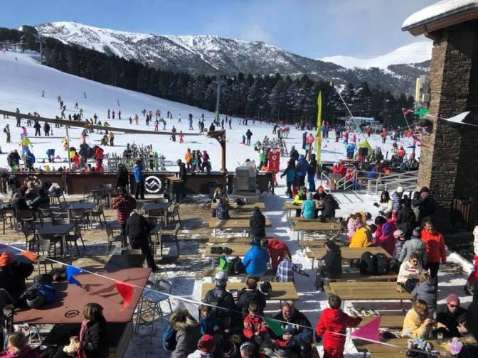 Vallnord-Pal Arinsal cierra una temporada con más de medio millón de días de esquí
