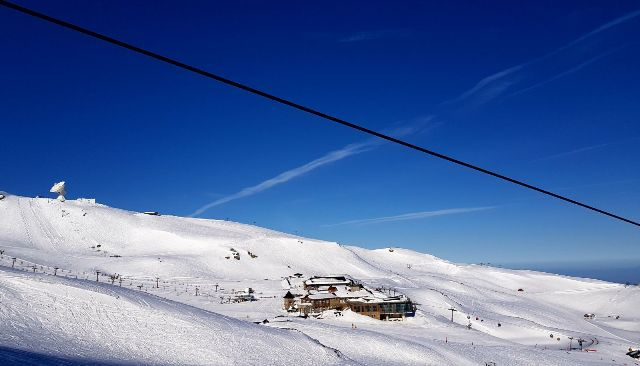 La estación asegura todo el desnivel esquiable hasta el próximo día 6 de mayo