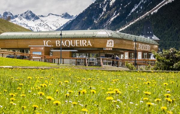 Baqueira Beret se proyecta hacia el Pallars Sobirà