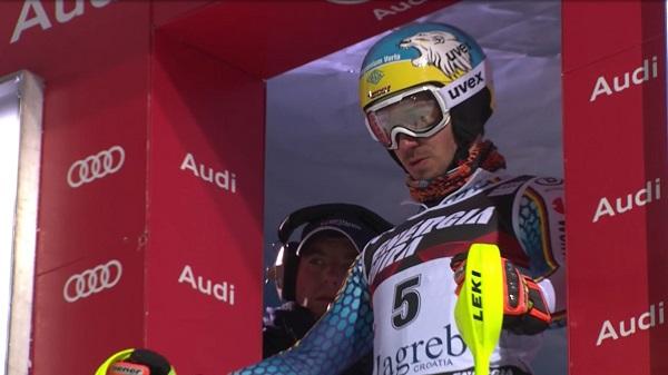 Felix Neureuther se perdió toda la Copa del Mundo 2018 exceptó una sola carrera: el slalom de Levi que ganó