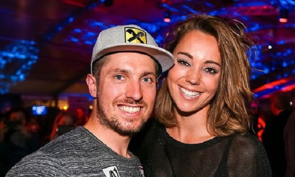 Marcel Hirscher y Laura Moisl se han casado en secreto en Ibiza