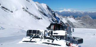 Passo Stelvio, con una cota de 3.450 m, tiene todo a punto para la cita más esperada del año