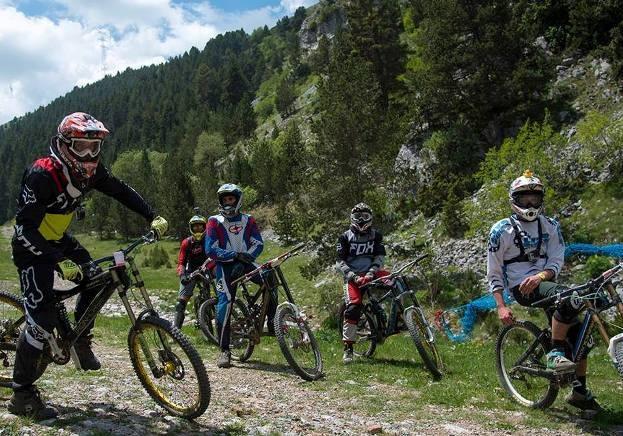La Molina propone un amplio abanico de recorridos en su época estival. FOTO: La Molina