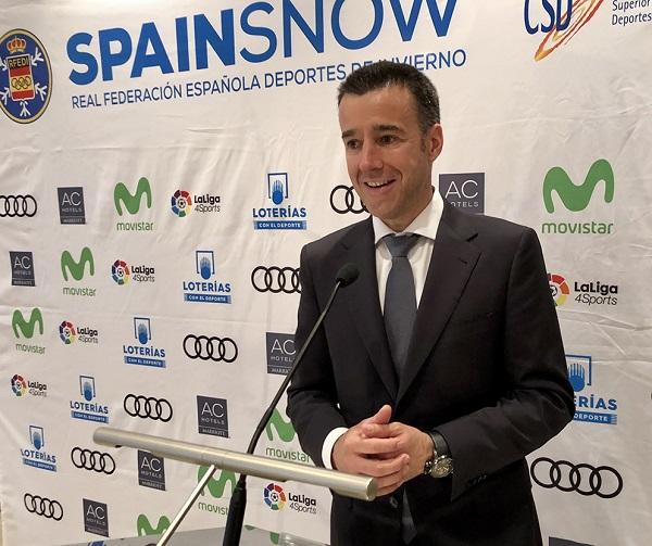 May Peus seguirá otros cuatro años al frente de la RFEDI FOTO: RFEDI Spainsnow