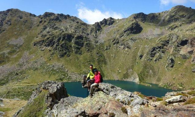 La ruta Coronallacs descubre parajes de belleza inigualable a lo largo de los 90 Km de recorrido