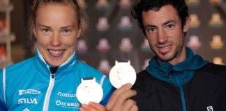 Kilian Jornet y Tove Alexandersson, los ganadores