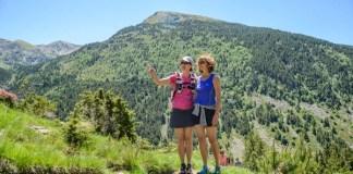 Senderismo, una actividad saludable