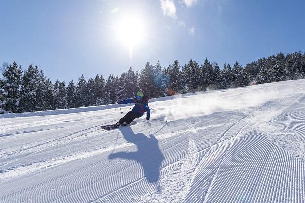 Espot Esquí lo tiene todo a punto para un nuevo invierno. FOTO: FGC